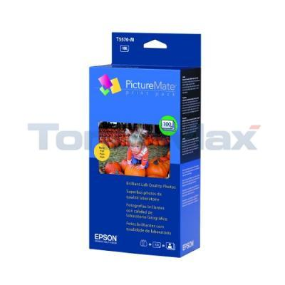 EPSON PICTUREMATE PRINT PACK BLACK HY
